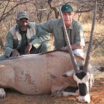 Gemsbok/Oryx