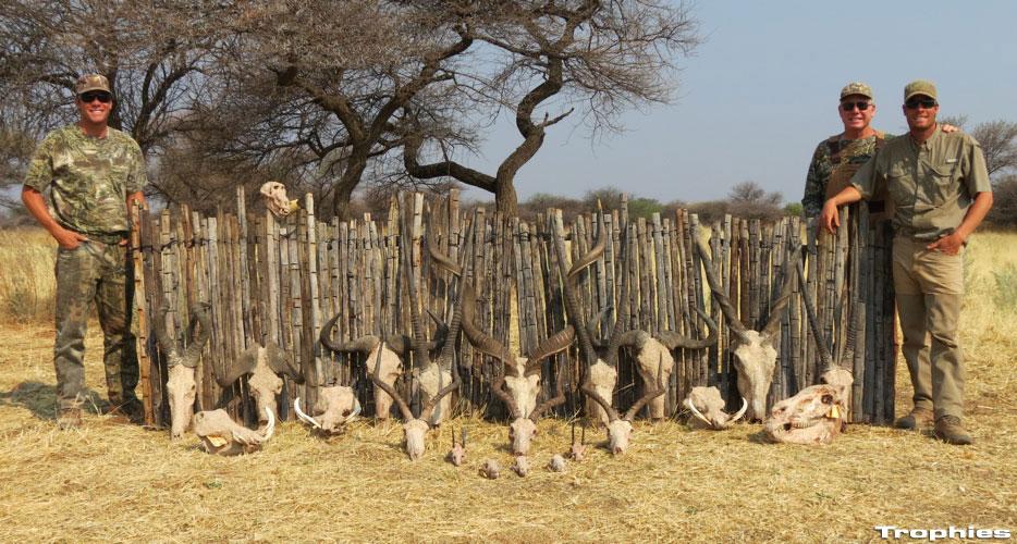 Hunting Namibia