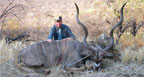 Hunting Africa Greater Kudu